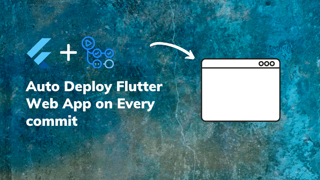 Auto Deploy Flutter Web App to Firebase Hosting with Github Action