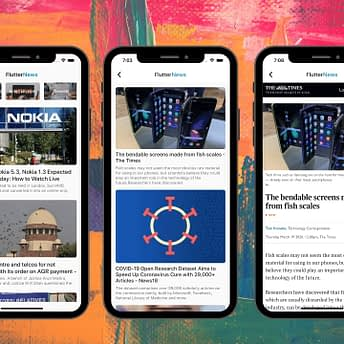 news app made with flutter with source code github theindianappguy